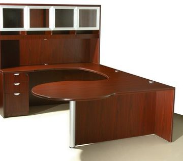 Curve Series P Desk