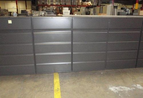 Knoll 5-Drawer Lateral File