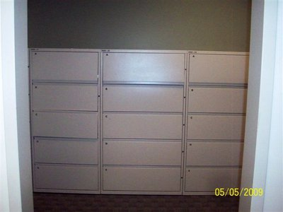 Knoll Calibre 5-Drawer Lateral Files