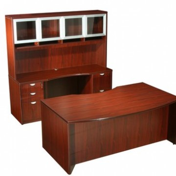 Light Bow - Front Desk Workstation