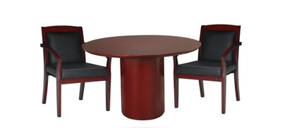 Napoli Round Conference Table CubeKing - Napoli conference table