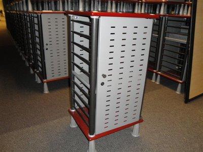 Haworth Open Storage
