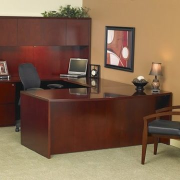used desks sets and suites used executive office furniture