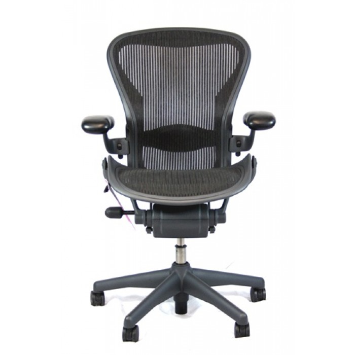 Herman miller aeron chair cubeking - Chaise herman miller ...
