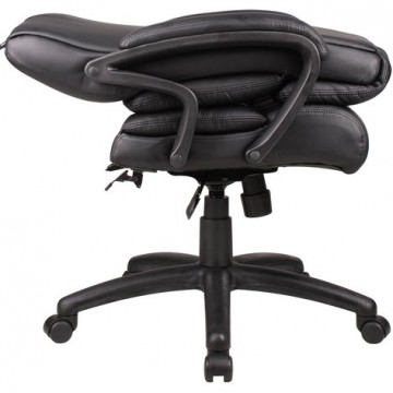 Top Grain Italian Leather Executive Seating