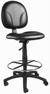 Caressoft - Contoured Back & Pneumatic Seat
