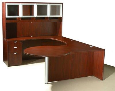 Curve Series P Desk