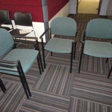 Chromatic Break Chairs