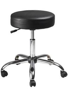 Drafting Stools Chair - Black