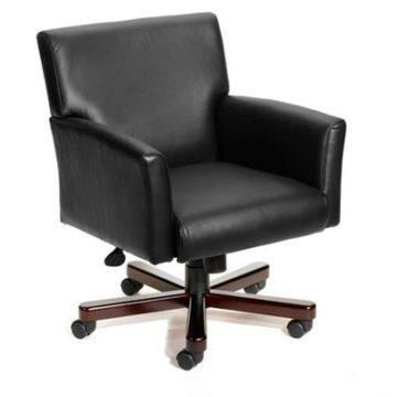 Executive Box Arm Chair