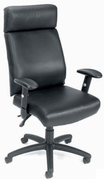 Executive Seating Adjustable Height And Width Armrests - Seat Sl