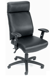 Executive Seating Adjustable Height & Width Armrests