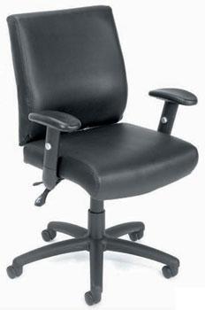 Executive Seating Chair Adjustable Tilt Tension - Seat Slider