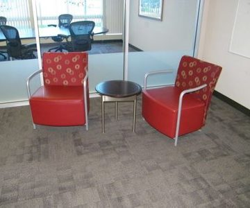 Geiger Lobby Chair Set
