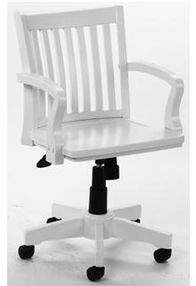 Hardwood Executive Chair