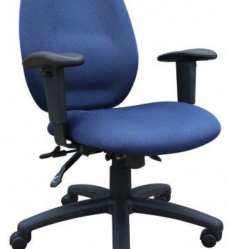 High-Back Multi-Function Task Chair