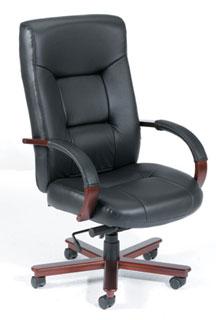 Italian Leather Executive Seating