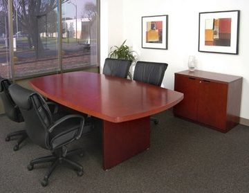 Luminary Conference Table (Cherry)