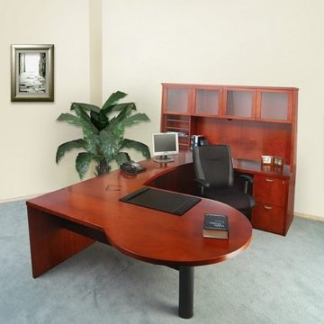 Maline Mira P-Top Desks