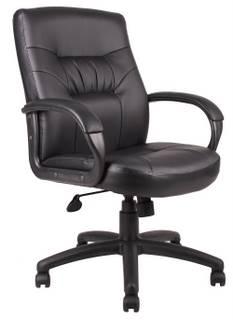Mid Back LeatherPlus Executive Chair B7506