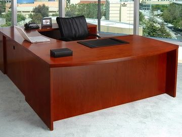 Mayline Mira Series Executive Desks