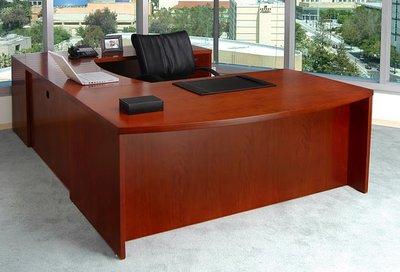 Mayline Mira Series Executive Desks