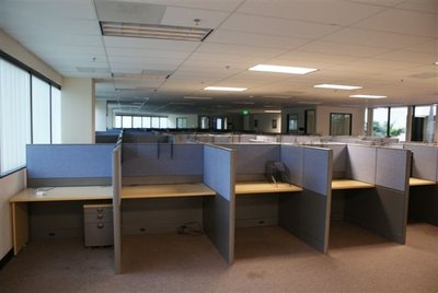 Teknion Clone Call Center Stations