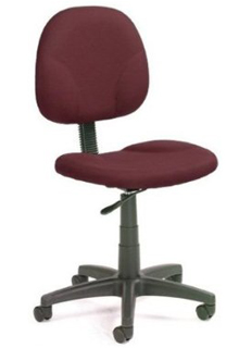 Contoured Back & Seat Task Chair