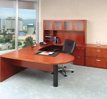 Mayline Mira Series Desk Suites