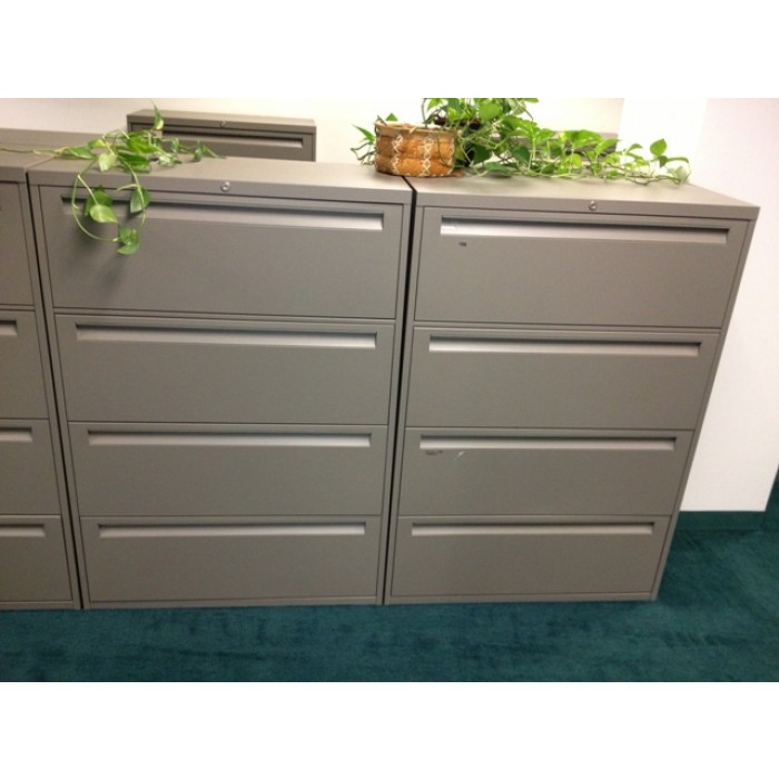 Used Steelcase lateral files