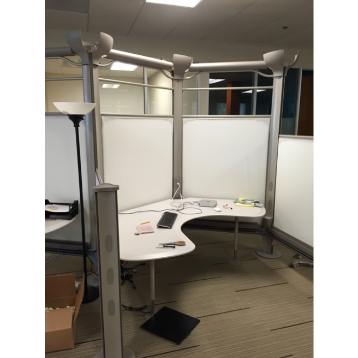 Herman Miller Resolve Stations