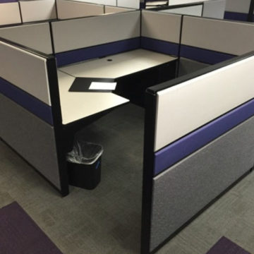 Teknion TOS Cubicle