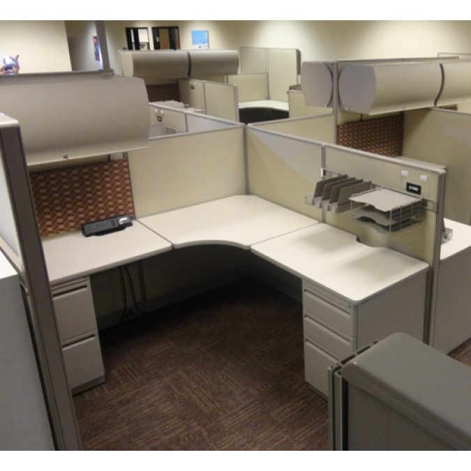 Haworth Unigroup Cubicle