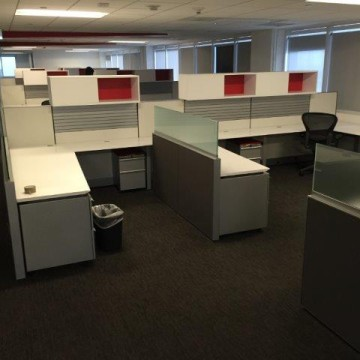 Knoll Auto Strada Cubicle