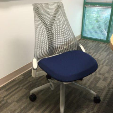 Herman Miller Sayl Chair (No Arms)