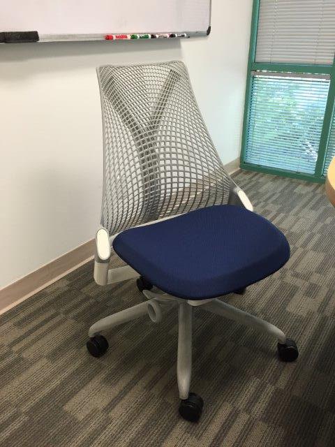 Herman Miller Sayl Chair No Arms