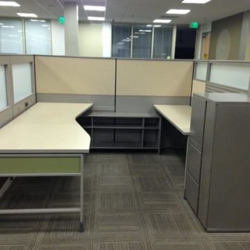 Herman Miller Canvas Cubicle