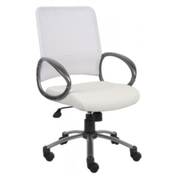 Boss B6406 Mid Back Mesh Chair