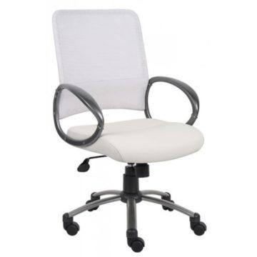Boss B6406 Mid Back Mesh Chair