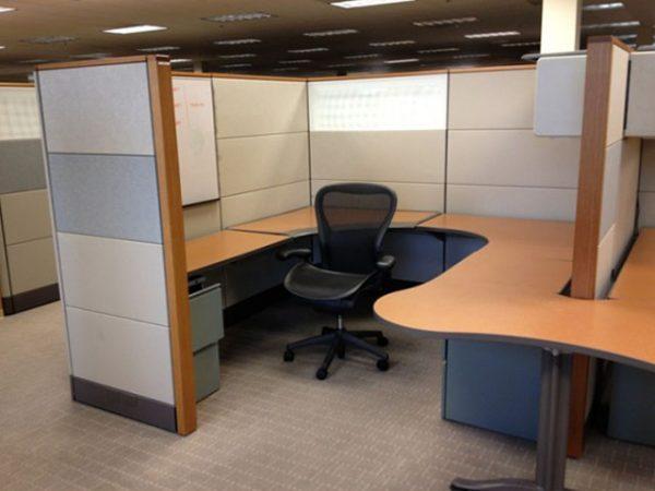 Herman Miller Ethospace Workstation & Micro Cubicle