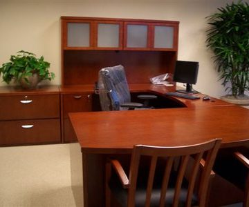 Low Prices On New Executive Office Furniture & Desk Sets