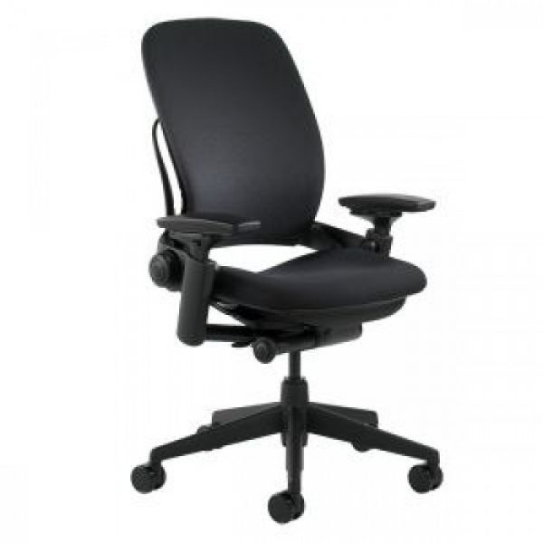 Steelcase Adjustable Lumbar Support & Tension Control Chair