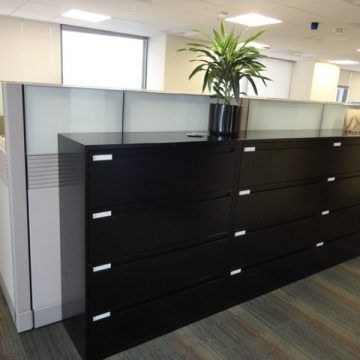 New Storage and Filing Cabinets